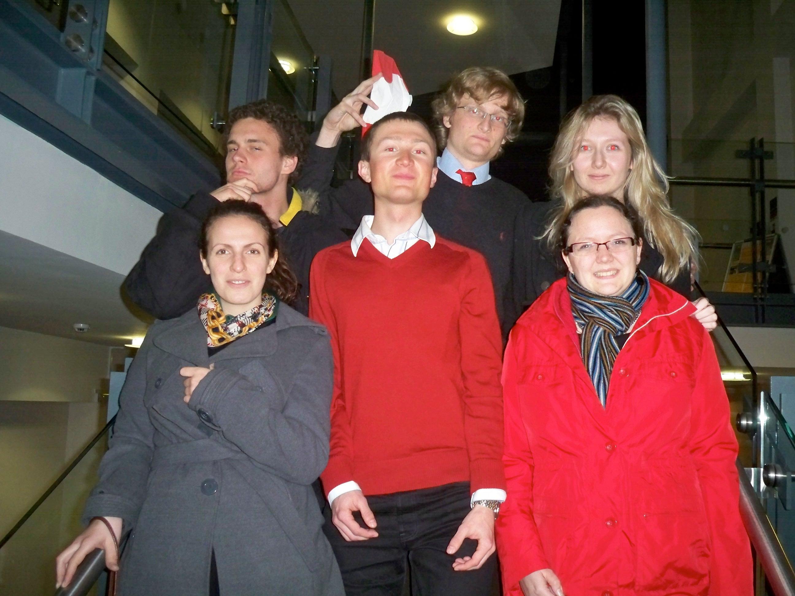 DKW Team, Cardiff IV 2010