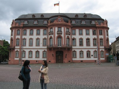 Osteiner Hof, Mainz