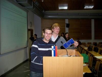 IDAS 2009 - Lukas Grill und Leonhard Weese
