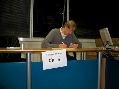 IDAS 2009 - Leonhard Weese Notizen