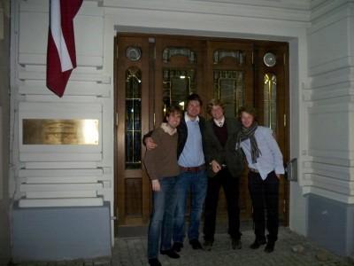 SSE & LMT IV Riga 2009 VDCH Teams