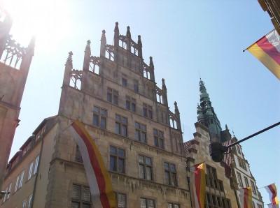 Deutsche Debattiermeisterschaft 2010 Münsteraner Stadthaus