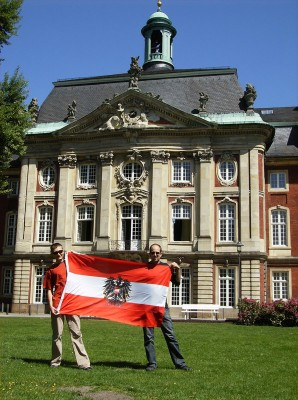 Deutsche Debattiermeisterschaft 2010 Team Wien-Österreich (Stefan Zweiker, Christoph Jäger)