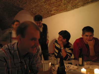 Salzburger Freundschaftsturnier 2006 Party