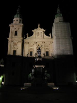 Salzburger Freundschaftsturnier 2006 Salzburger Dom
