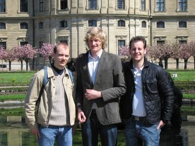Süddeutsche Meisterschaft 2010 Debattierklub Wien Team Paradeiser