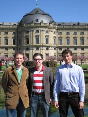 Süddeutsche Meisterschaft 2010 Debattierklub Wien Team Kukuruz
