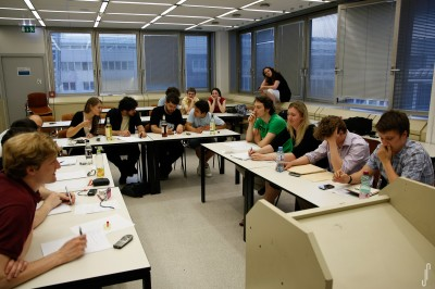 Vienna Debating Workshop 2010 Tournament Final
