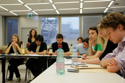 Vienna Debating Workshop 2010 Final government