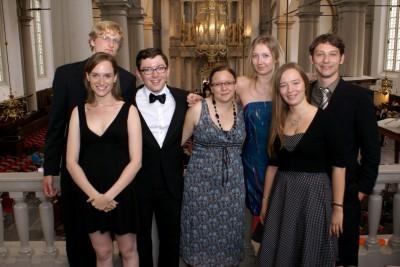 EUDC 2010 - Austrian delegation extended