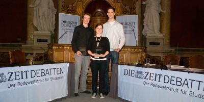 ZEIT DEBATTE Wien Siegerfoto Streitkultur Tübingen