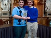 Colgate wins Vienna IV 2011!