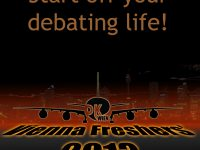 Vienna Freshers' 2013 – Start off your debating life!