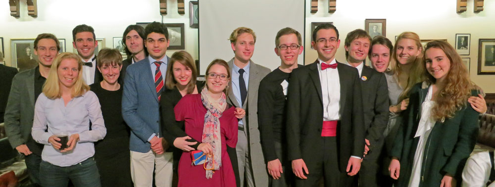 DKWien + friends, thanks to anyone who jumped in for that picture to make it even more beautiful!