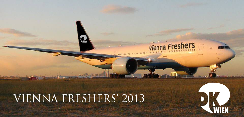 Vienna Freshers' 2013 - Take-off to your Debating Life [short tag version]