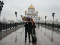 Debating in Moscow at the HSE OPEN 2012: Cold from the Outside, Warm on the Inside
