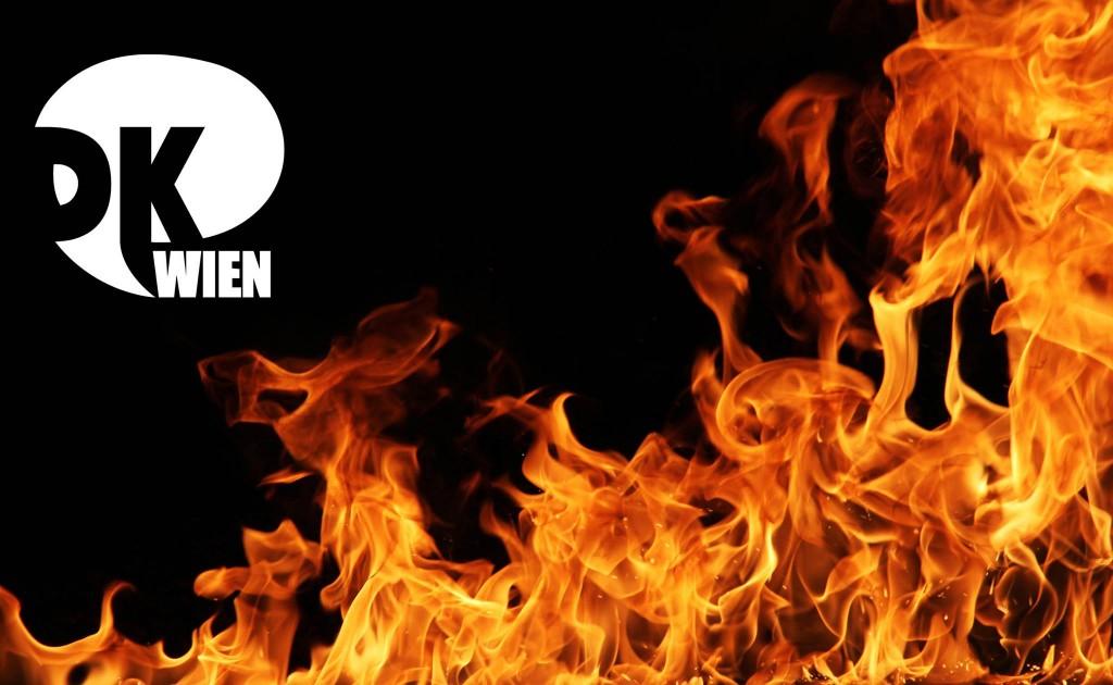 Flaming hot arguments - Einführungsveranstaltung des DKWien 2014