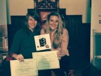 We are the ESL champions of Cambridge Women's Open 2014!