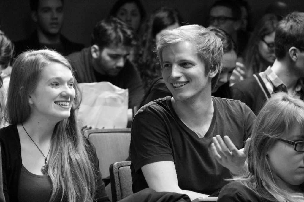 Ania Gleich and Daniel Koch are freshers in Debattierklub Wien and study at the University of Vienna and the Technical University of Vienna. They participated at the Budapest Open 2015 with success! Thanks for contributing this article! Photo: Veronika Horváth