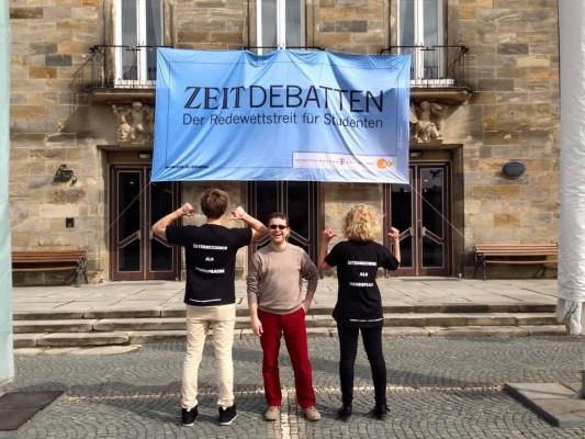 ZEIT_Debatte_Bayreuth_Maerz2015_FelixRomanAnja_2