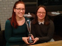DKWien Team wins the Leiden Open Novice Final 2016