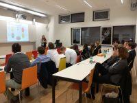 TraineeNet besucht Debattierklub Wien