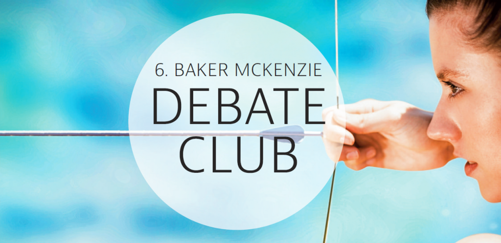 6. Baker McKenzie Debate Club