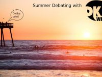 Summer Debate Training 2017