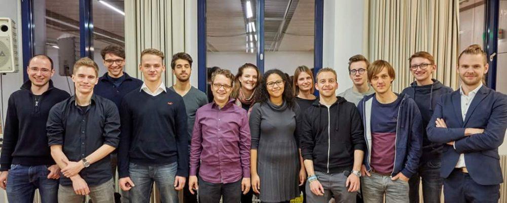 DKWien beim Transrapid Turnier 2017 in München