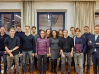 Erfolg für den DKWien beim Transrapid Turnier 2017 in München