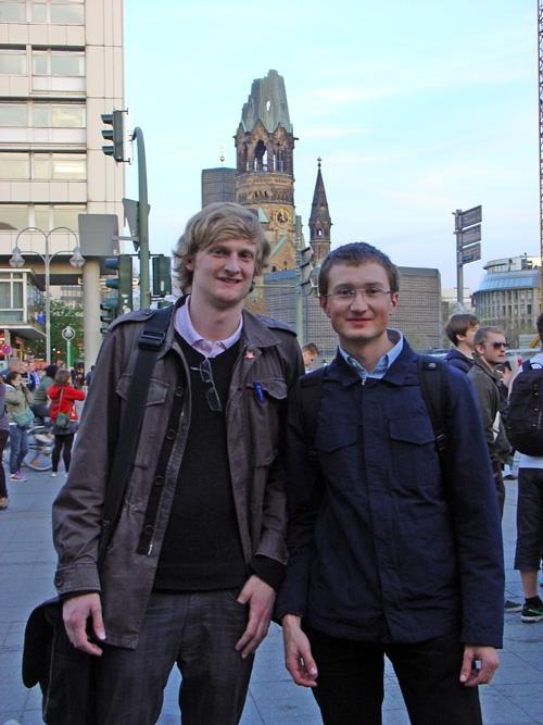 Berlin IV 2010 - Team Vienna The Schnitzels