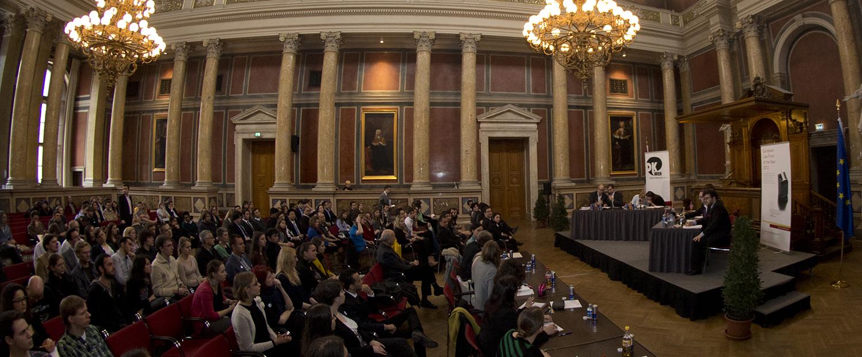 Einladung zum Finale des Vienna IV 2014